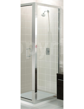 Simpsons Classic 900mm Side Panel For Shower Enclosure