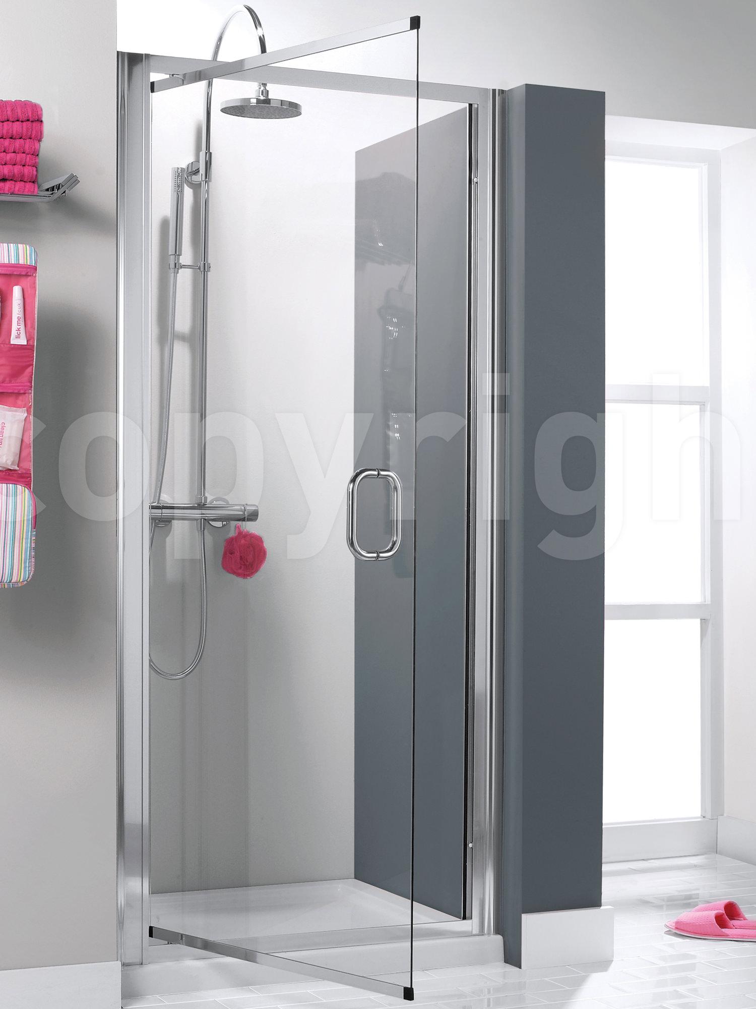 Here aqva bathrooms shower enclosures shower doors hinged shower doors