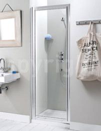 Simpsons Supreme 600mm Framed Pivot Shower Door