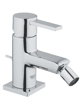 Grohe Spa Allure Chrome Bidet Mixer Tap With Pop Up Waste