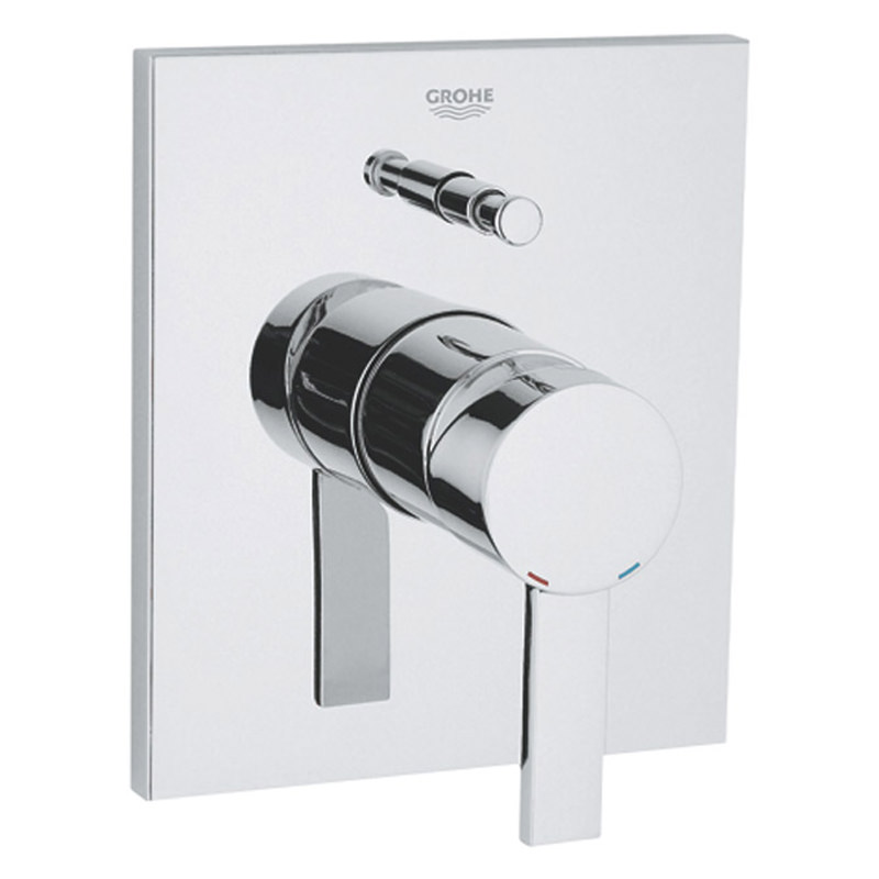 Grohe Spa Allure Chrome Concealed Bath Shower Mixer Valve Trim