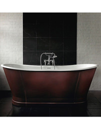 Imperial Radison Cureo Cast Iron Luxury Bath 1700mm x 725mm
