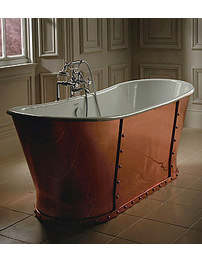 Imperial Baglioni Cobra Cast Iron Luxury Bath 1700mm x 725mm