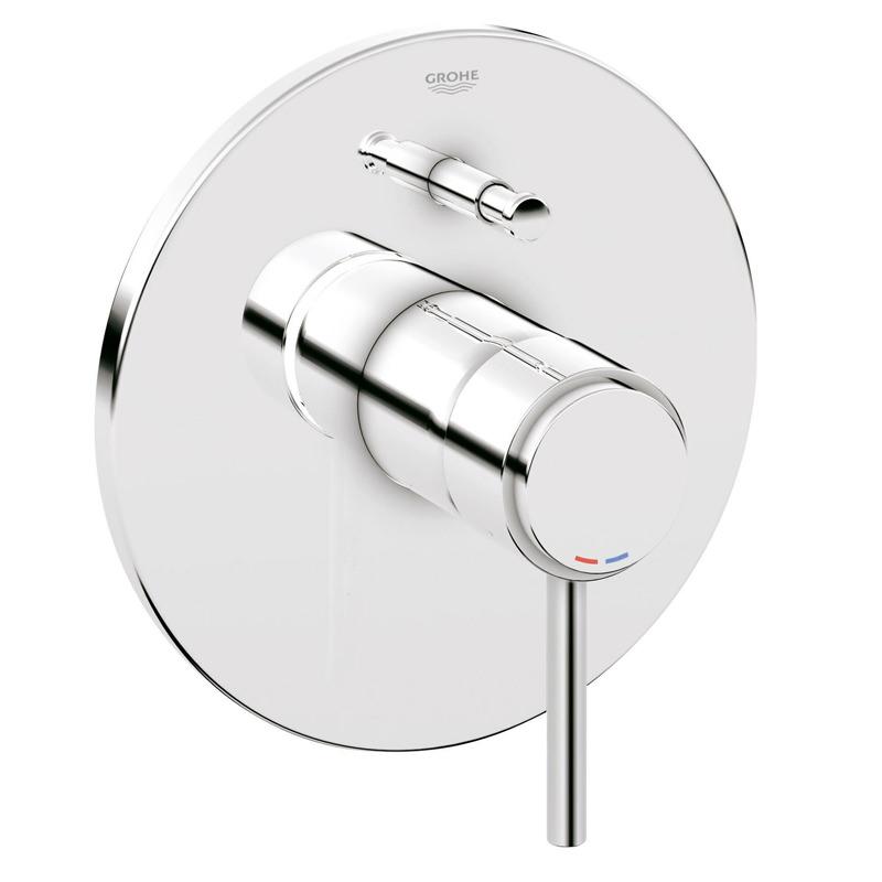 Grohe Spa Atrio Chrome Concealed Bath Shower Mixer Valve Trim