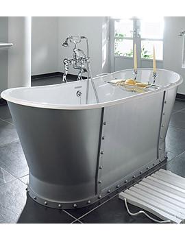 Imperial Baglioni Cast Iron Luxury Bath 1700mm x 725mm