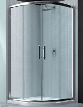 Merlyn 6 Series 2 Door Quadrant Shower Enclosure 900x 900mm