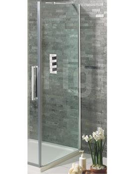 Simpsons Ten 1200mm Side Panel For Shower Enclosure