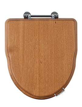 Imperial Oxford Toilet Seat With Soft Close Hinge