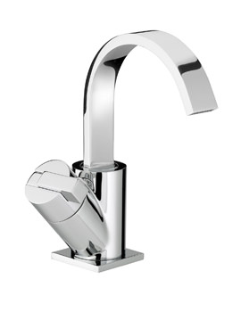 Bristan Chill Chrome Plated Basin Mixer Tap With No Waste