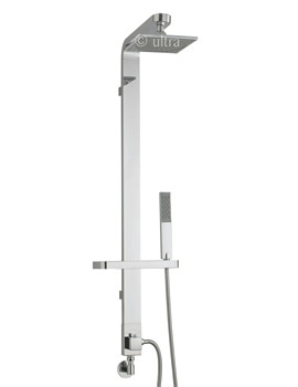 Ultra Intuition Shower Kit With Diverter