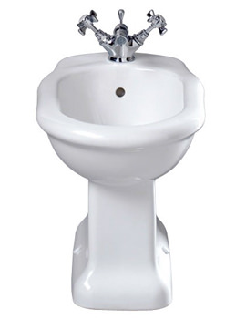 Imperial Etoile 1 Tap Hole Bidet 540mm
