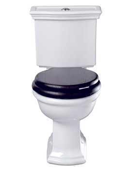 Imperial Firenze Close Coupled WC Pan And Cistern