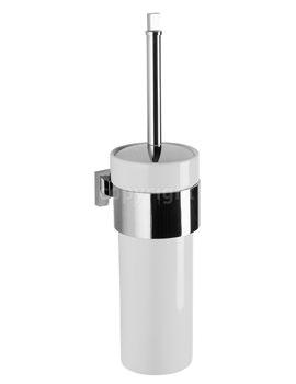 Crosswater Zeya Toilet Brush Holder