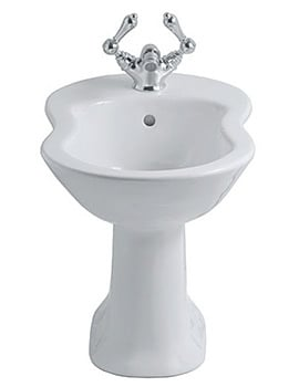 Imperial Drift 1 Tap Hole Bidet 545mm