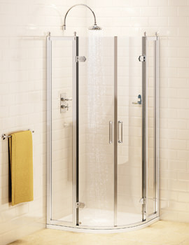 Burlington Quadrant Shower Enclosure 900 x 900mm