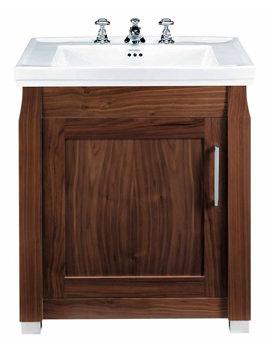 Imperial Barrington Astoria Deco Vanity Unit Wenge