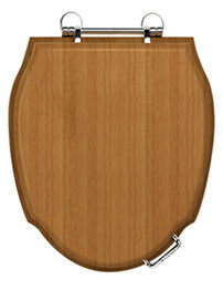 Imperial Westminster Toilet Seat With Soft Close Hinge