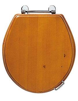 Imperial Oval Toilet Seat With Soft Close Hinge