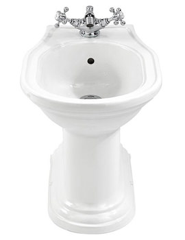Imperial Carlyon 1 Tap Hole Bidet 555mm