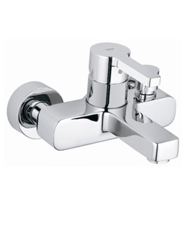 Grohe Lineare Wall Mounted Single Lever Bath Shower Mixer Tap