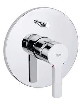 Grohe Lineare Concealed Bath Shower Mixer Valve Trim