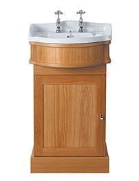 Imperial Oxford Esteem Cloak Vanity Unit With 1 Door