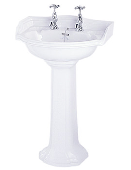 Imperial Oxford Cloak Basin 535mm And Pedestal