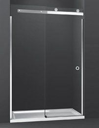 Merlyn 10 Series Sliding Shower Door 1600mm