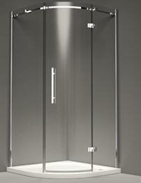 Merlyn 9 Series 1 Door Quadrant Shower Enclosure 900 x 900mm