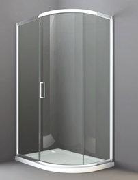Merlyn 8 Series 1 Door Offset Quadrant Enclosure 1200 x 800mm