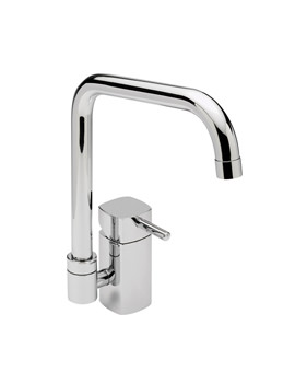 Tre Mercati Kubic Kitchen Mono Sink Mixer Tap
