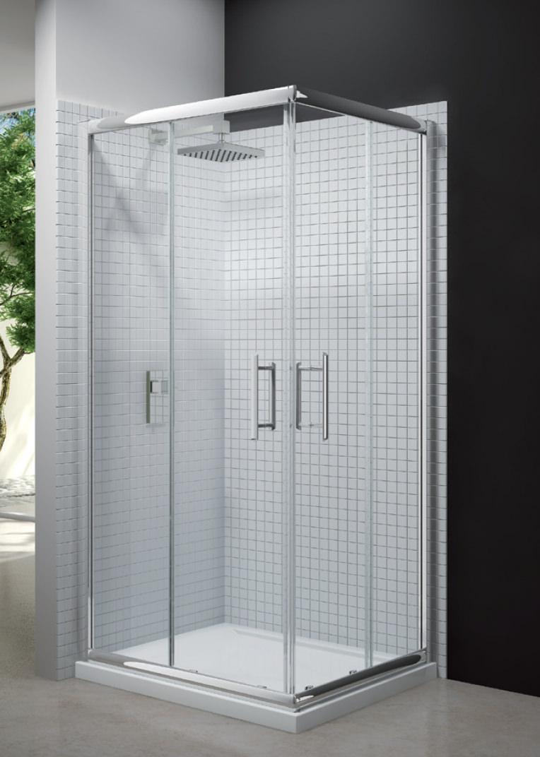 Merlyn 6 Series Corner Door Shower Enclosure 800 X 800mm