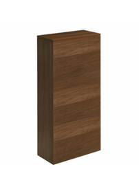 Bauhaus Design Walnut Finished WC Furniture Unit