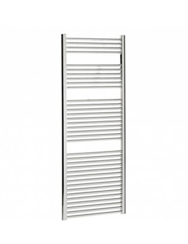 Bauhaus Design 600 x 1700mm Flat Panel Towel Rail