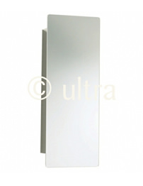 Ultra Reveal 250 x 660mm Mirrored Cabinet With Hinged Door