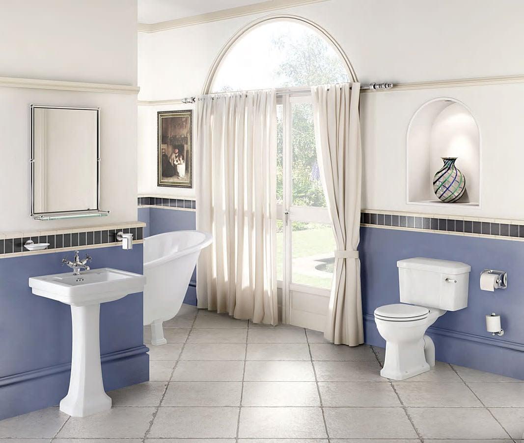 Burlington Contemporary Bathroom Suite