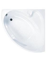 Carron Oriole 5mm Acrylic Corner Bath 1200 x 1200mm
