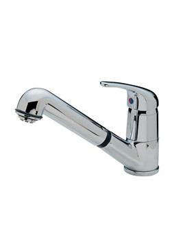 Tre Mercati Modena Standard Dual Flow Mono Sink Mixer Tap