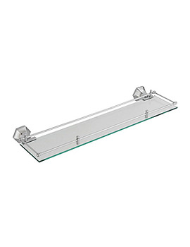Imperial Astoria Wall Mounted Gallery Shelf 620mm