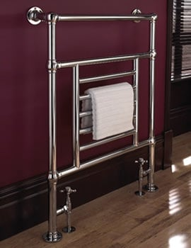 Imperial Amal Chrome Towel Warmer 685 x 952mm