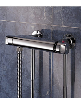 Bristan Shower Surface Mounted Pipework Fittings