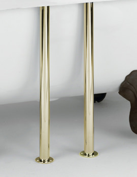 Bristan Gold Bath Shroud Covers