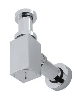 Bauhaus Picasso Small Chrome Finish Basin Trap