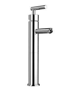 Imperial Basin Mixer Tap With Waste And 50mm Extension Profile