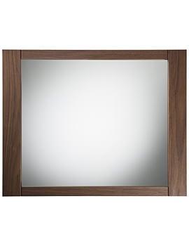 Roper Rhodes Karma 600mm Walnut Finished Mirror