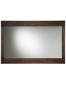 Roper Rhodes Karma 900mm Walnut Finished Mirror