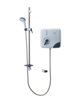 Triton Safeguard Pumped Care Thermostatic Electric Shower 8.5 KW