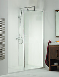Phoenix Techno Recessed Shower Enclosure 1600 x 800mm Pack 2