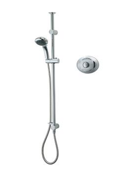 Triton Satellite Digital Mixer Shower High Pressure With Metis Kit