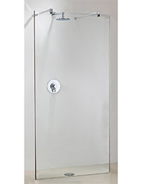 Phoenix Techno Twin Walk-in Shower Enclosure 800mm